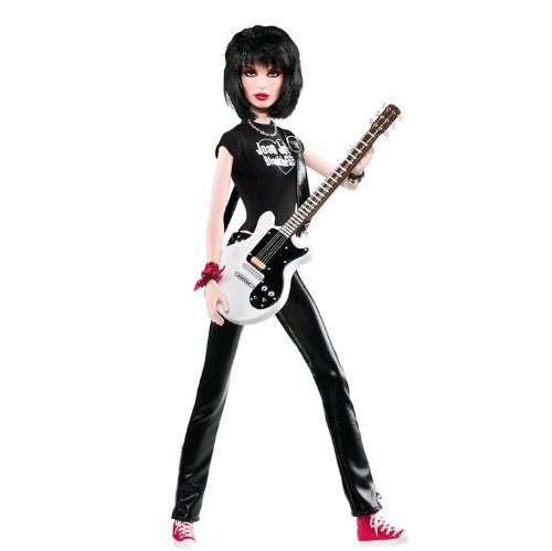 バービーBarbie Collector Joan Jett Ladies of t...