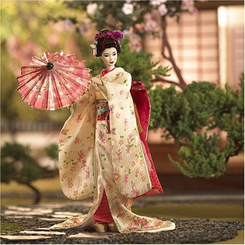 バービーBarbie - Maiko - Gold Label Edition