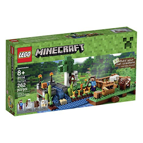 レゴLEGO Minecraft 21114 The Farm