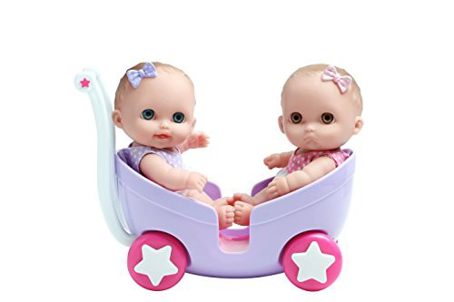 ジェーシートイズLIL' CUTESIES TWIN DOLLS IN S...