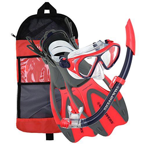 シュノーケリングU.S. Divers 281096 Dorado II J...