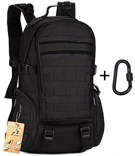 ミリタリーバックパックCREATOR Tactical Backpac...
