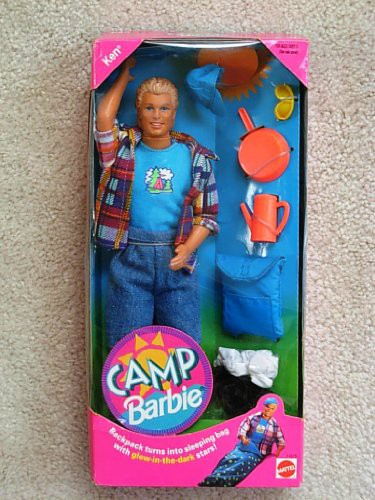 バービーBarbie KEN Camp Barbie Doll (1993)