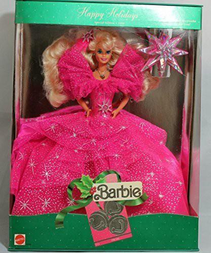 バービーMattel Happy Holidays 1990 by Mattel