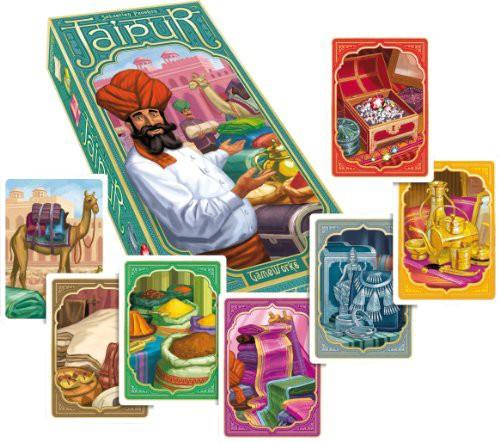 ボードゲーム 英語 アメリカ Asmodee Jaipur
