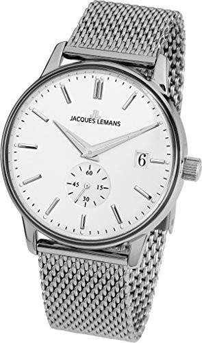 【当店1年保証】ジャックルマンJacques Lemans C...