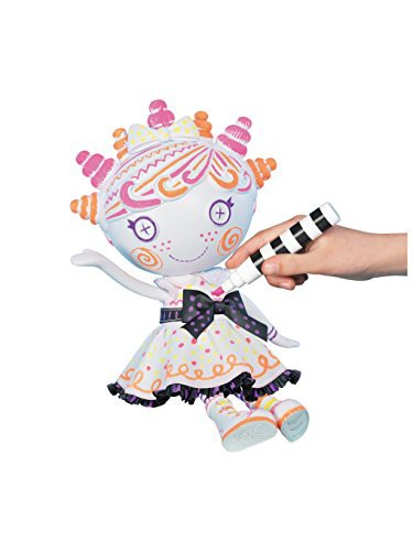 ララループシーLalaloopsy Color Me Squiggles N'...