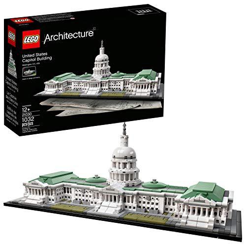 レゴLEGO Architecture 21030 United States Capi...