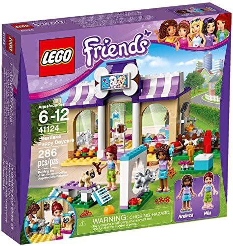 レゴLEGO Friends Heartlake Puppy Daycare 41124...