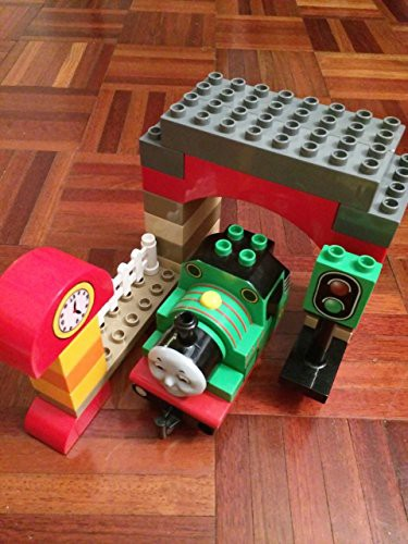 レゴLEGO Duplo Percy at the Sheds