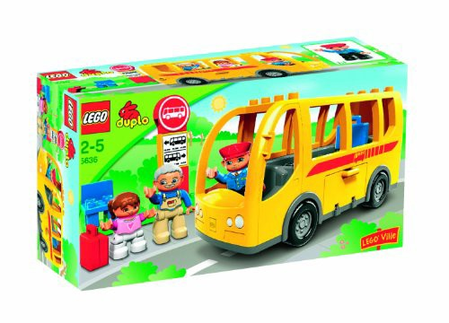 レゴLEGO Duplo Legoville Bus (5636)
