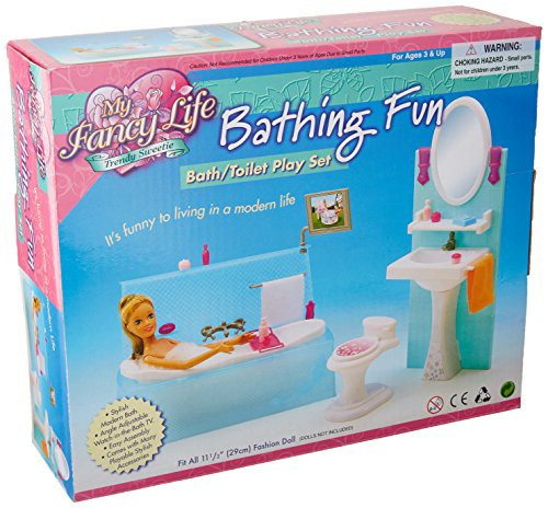 バービーサイズMy Fancy Life Barbie Size Dollho...