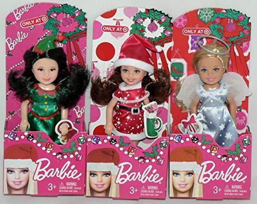 バービーChelsea 2013 Christmas Set