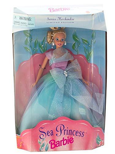 バービーSea Princess Barbie - Service Merchand...