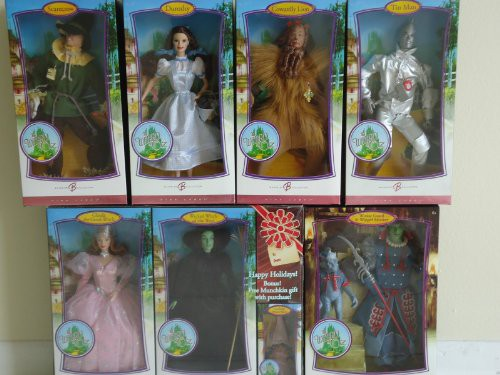 バービーWizard of Oz Pink Label Barbie Collect...