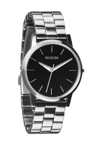 【当店1年保証】ニクソンBlack The Small Kensington by Nixon