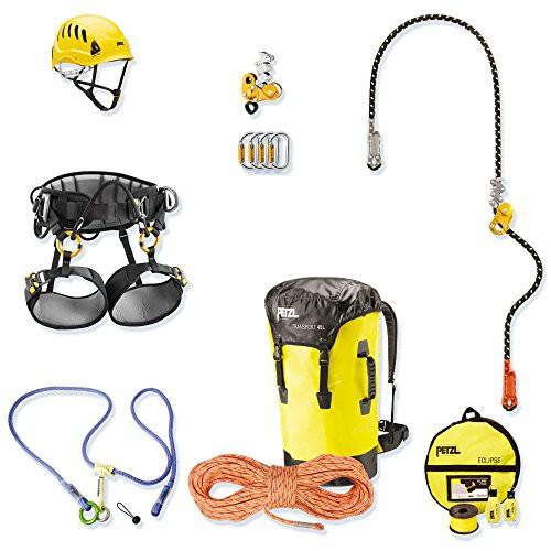 "海外正規品Petzl Rope Climbing Kit (Size 1 (26""..."