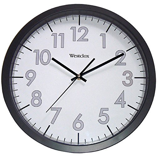 "壁掛け時計14"" RND Comm Wall Clock"