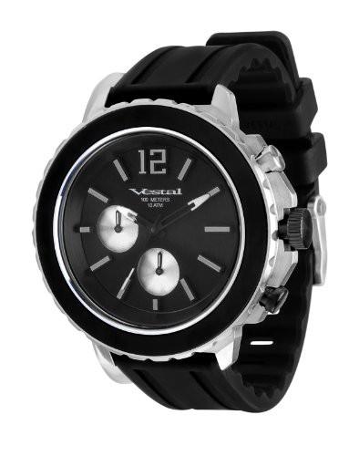 当店1年保証 べスタル Vestal メンズ腕時計 YACH...
