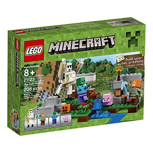 レゴ LEGO 21123 マインクラフト Minecraft アイ...