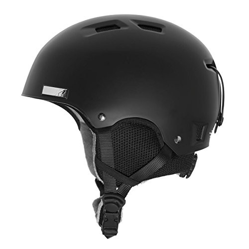 スノーボードK2 Verdict Helmet - Men's Black Me...