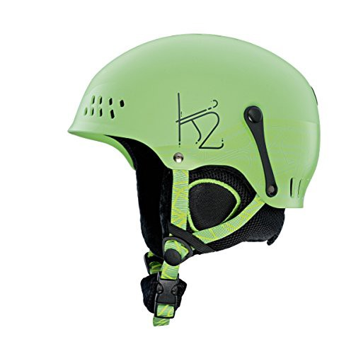 スノーボードK2 Entity Ski Helmet, Green, Small...