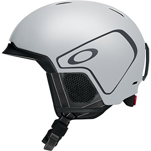 スノーボードOakley Mod3 Snow Helmet, Matte Gre...