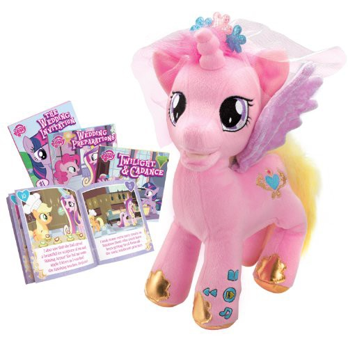 マイリトルポニーMy Little Pony Princess Cadanc...