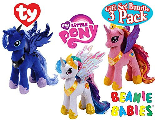 マイリトルポニーTY Beanie Babies My Little Pon...