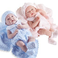 ジェーシートイズJC Toys La Newborn Pretty Knit...