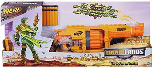 【即納】Nerf ナーフ ドゥームランズ2169 ロウブ...