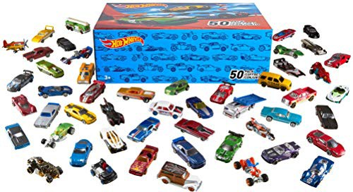 ホットウィールHot Wheels Basic Car 50-Pack Sty...
