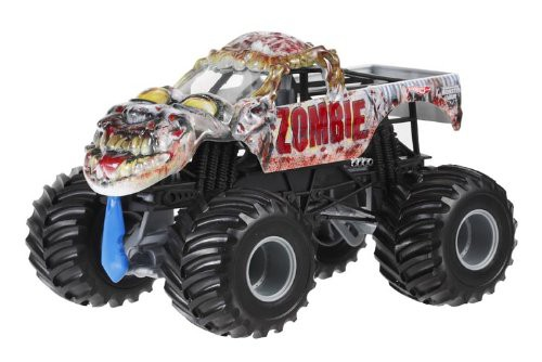 ホットウィールHot Wheels Monster Jam Zombie Di...