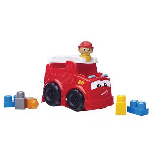 メガブロックMega Bloks Freddy Firetruck Buildi...