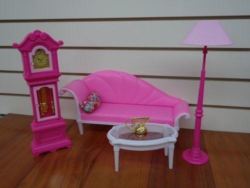 バービーサイズBarbie Size Dollhouse Furniture-...