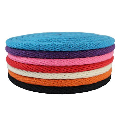海外正規品SGT KNOTS Solid Braid Cotton Rope / ...