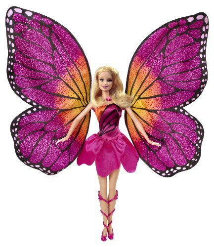バービーBarbie / Barbie Mariposa and The Fairy...