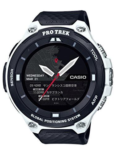 【当店1年保証】カシオCasio Men's 'Pro Trek' Q...