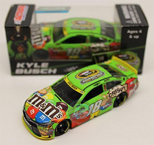 ライオネルレーシングKyle Busch 2015 NASCAR Spr...