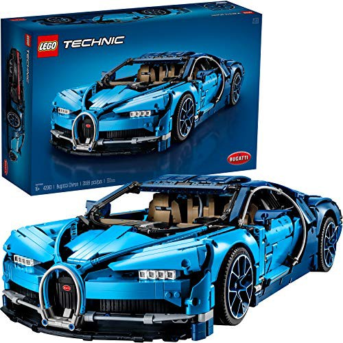 レゴLEGO Technic Bugatti Chiron 42083 Race Car...