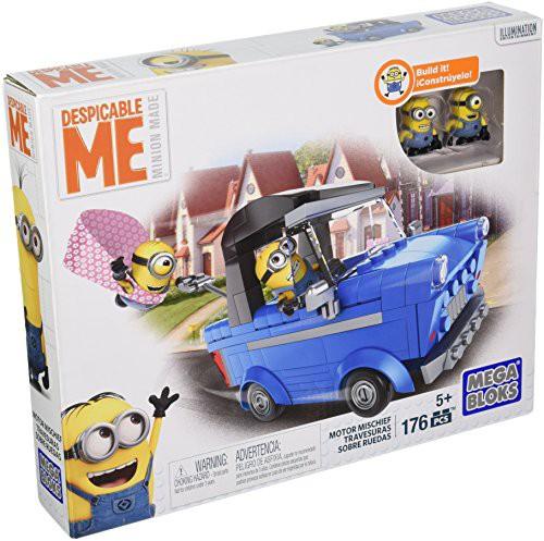 メガブロックMega Bloks Despicable Me Motor Mis...