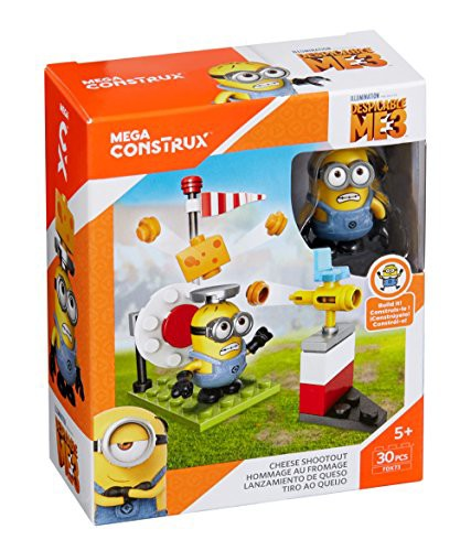 メガブロックMega Construx Despicable Me Cheese...