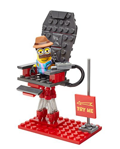 メガブロックMega Bloks Despicable Me Chair-O-M...