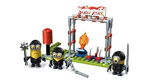 メガブロックMega Construx Despicable Me Ninja ...