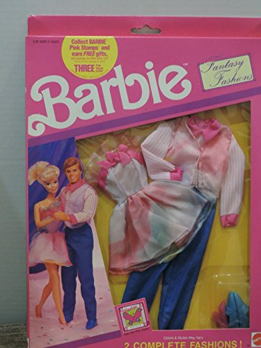 バービーMattel Barbie Fantasy Fashions Clothin...