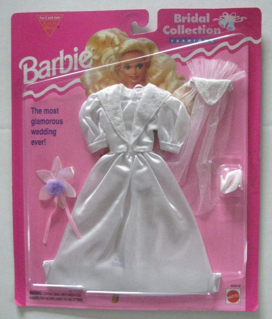 バービーBarbie Bridal Collection Fashions - Br...