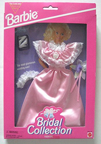 バービーBarbie Bridal Collection Fashion - Pin...