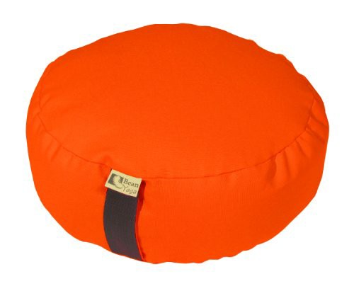ヨガTANGERINE - Round Zafu Meditation Cushion ...