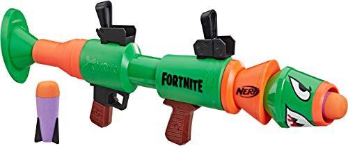 ナーフNERF Fortnite Rl Blaster -- Fires Foam R...