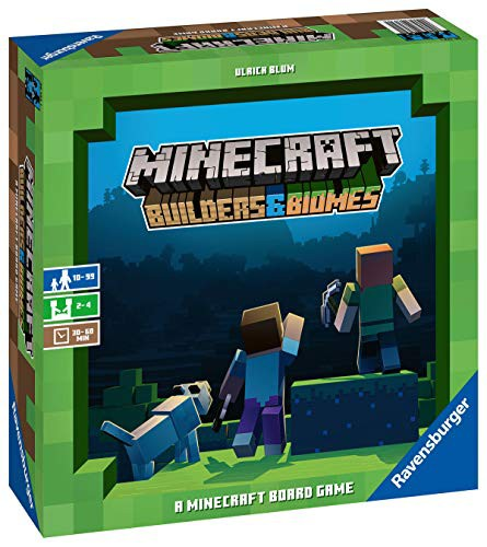 ボードゲームRavensburger Minecraft: Builders ...